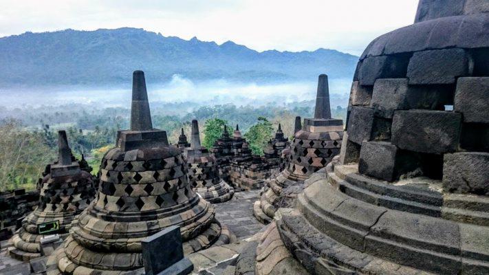 Live with Authenticity Borobudur