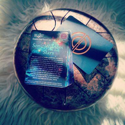 best oracle card deck mantra sound