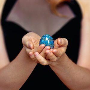 Lapis Lazuli Yoni Eggs