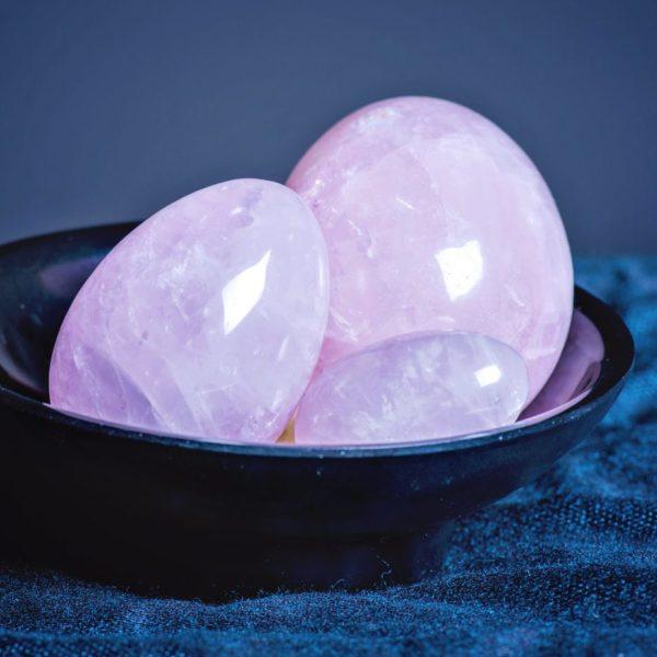 Yoni Eggs Rose Quartz