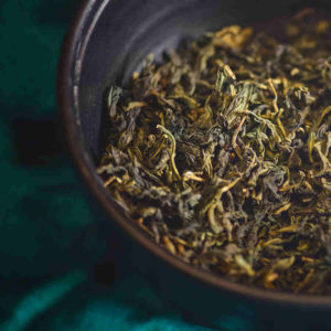 full leaf oolong tea da hong pao giant red robe