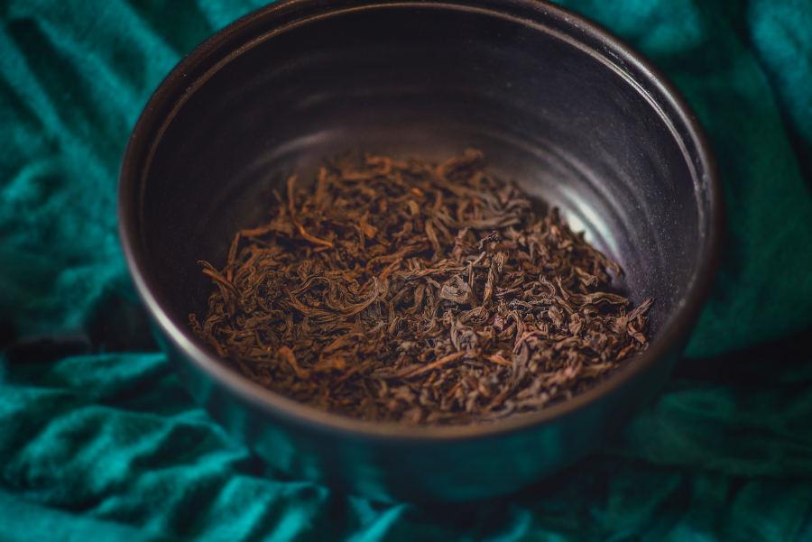 full leaf oolong tea da hong pao giant red robe